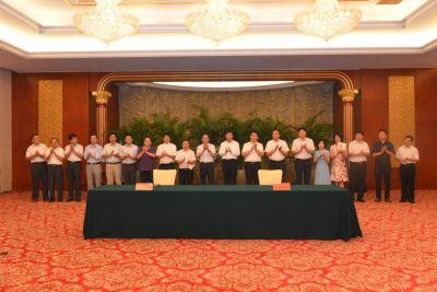 渤化集团与中科院大连化物所全面战略合作
